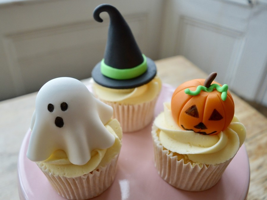 Children's Cupcake Class - Halloween