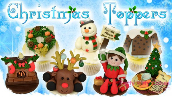Christmas Toppers
