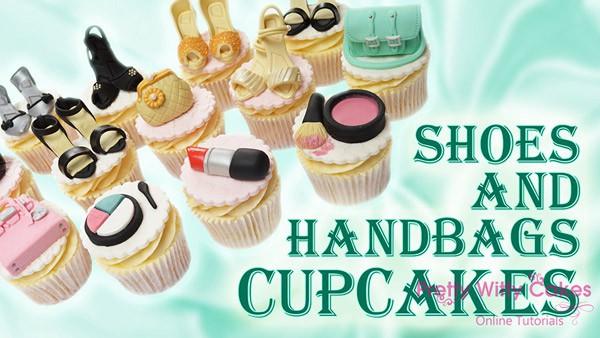 Shoes & Handbags Cupcakes